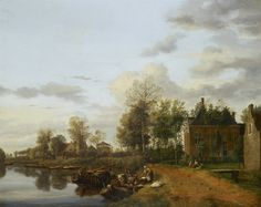 dutch paintings | Dutch Landscapes: Paintings from the Royal Collection