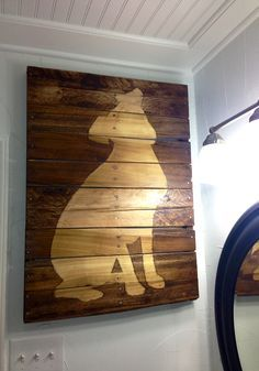 pallet display for dog collars - Google Search                              …