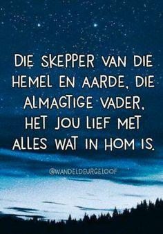 Jesus min my... #Afrikaans  @wandeldeurgeloof #iBelieve