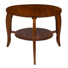 French Art Deco Period Gueridon | JMF #artdeco #sidetable #vintagefurniture