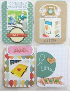 Bits and Pieces...: January Gossamer Blue Kit Reveal