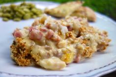 Chicken Cordon Bleu Casserole | Plain Chicken....quick and easy dinner
