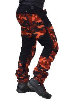 GPx Pro Pants, Men's Orangecrush