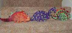 Dinosaur plates