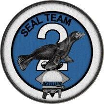SEAL Team 2 insignia