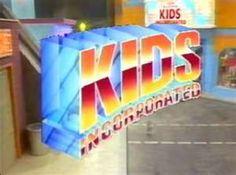 Kids Incorporated!
