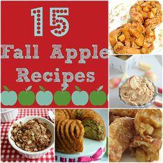 Sara Howe: 15 Fall Apple Recipes
