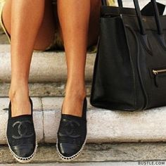 bag and shoes style