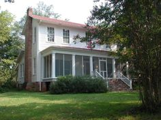 Visit Andalusia, home to famous author Flannery O'Connor, when you're in Milledgeville, Georgia!