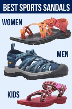 1a1a665e9736 Best sandals for hiking   water sports for women