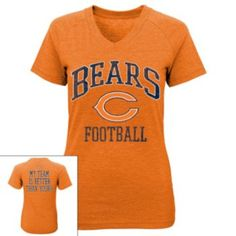"""Chicago Bears """"My Team Is Better Than Yours"""" Tee - Juniors"""