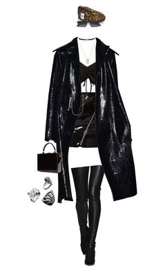"""""""Untitled #448"""" by bfvshionkilla ❤ liked on Polyvore featuring Topshop, Dolce&Gabbana, Gucci, AS29, Yves Saint Laurent and Valentino"""