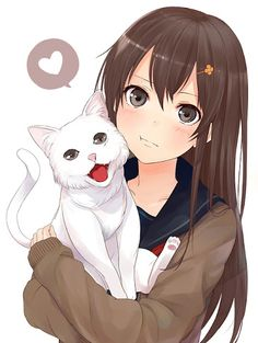 neko to cute girl