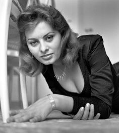 retrogirly:  Sophia Loren