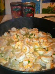 Mmmmm...... shrimp, garlic, butter, wine and parsley! http://VIPsAccess.com/luxury-hotels-caribbean.html