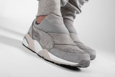Aquarius - Sneakers - Puma Trinomic Sock x Stamp D