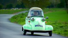 Sorted Little Classic Wheeler Dealers, Reverse Trike, Sorting, Cool Cars, Automobile, Journey, Classic, Car, Derby