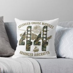 'Advanced Aircrafts' Throw Pillow by Aircraft, My Arts, Vibrant, It Is Finished, Throw Pillows, Art Prints, Printed, Awesome, Artist