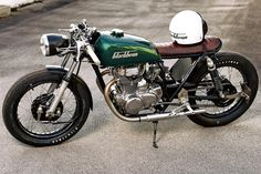Honda CB250 By Blackbean Motorcycles