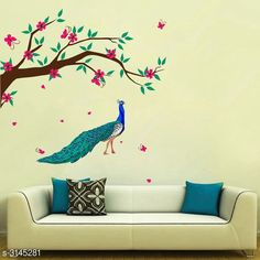 Checkout this latest Wall Stickers & Murals Product Name: *Stylish PVC Vinyl Wall Sticker* Country of Origin: India Easy Returns Available In Case Of Any Issue   Catalog Rating: ★4.1 (210)  Catalog Name: Divine Stylish PVC Vinyl Wall Stickers Vol 2 CatalogID_431661 C128-SC1317 Code: 581-3145281-753