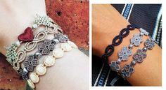 Crucianirinnova l'estetica dei suoi iconici braccialetti nellacollezioneautunno inverno 2015-2016 pensando modelli in colorazioni nuove in linea con i trend stagionali, il brand propone poi i su...