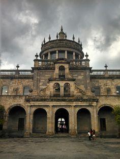 Instituto cultural Cabañas .- Guadalajara