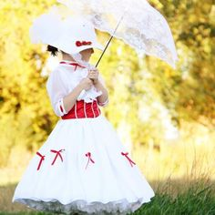 Mary Poppins Costume Tutorial