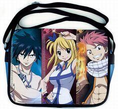 ccf29844f40c Kawaii anime bags! Fairy tail!! Fairy Tail Anime