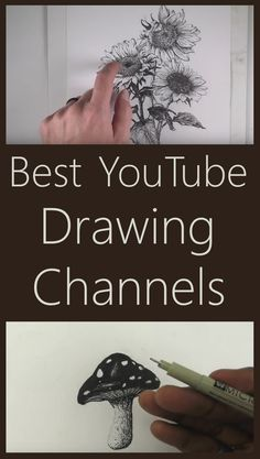 Best YouTube Drawing Channels