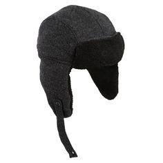 Siberian Hat with Hidden GoPro