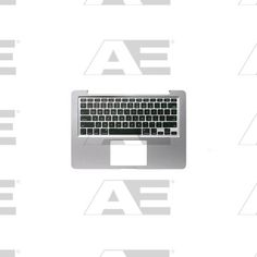 """cool Replacement Part 661-6075 Macbook Pro 13"""" Unibody Top Case Housing W/ Keyboard Assembly for APPLE"""
