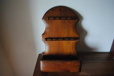 Wooden Spoon Rack by MountainShine on Etsy, $24.00