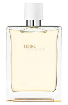 Hermes Terre d'Herm&s Eau Tr&s Fra& che Eau de Toilette Spray, oz./ 200 mL Hermes Parfum, Perfume Hermes, Jean Claude Ellena, Sephora, Perfume Tommy Girl, Perfume Fahrenheit, Perfume Invictus, Nordstrom, Lotions