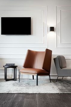 Marriott Copenhagen, Executive Lounge, interior design by Helle Flou