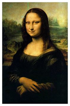 Great site with clear and concise tutorials'Mona Lisa' (c.1503) by Leonardo Da Vinci.