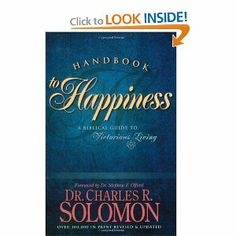 """I have the privilege of knowing Dr. Charles Solomon, personally. His """"Wheel & Line Tract""""  clearly shows the biblical contrasts of """"the lost"""" being spiritually dead """"in Adam"""" & """"the saved"""" being made spiritually alive, """"in Christ"""".  As Dr. Charles Solomon has been faithful throughout the years to share """"The Message of The Cross"""" with multitudes around the world, his book, and the tract that I've mentioned, was used by The Lord, in opening my eyes to what it means to be """"in Christ"""" & He,""""in…"""