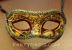 Venetian Eye Mask $9.99 would be good for the guys