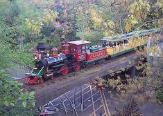 Oregon Zoo Train, Portland Oregon