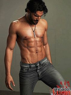 Alcide :) I think I just drooled all over myself and lost all coherent thought.