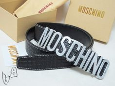 cheap discount Super A quality Moschino Accessories Belts SNMOSBET022 [$33.00]