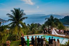 Casamento em casa de Hazel e Daniel Del Sarto