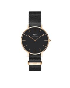 Buy Daniel Wellington Women's Classic Petite Ashfield Mesh Bracelet Strap Watch, Black/Silver from our Women's Watches range at John Lewis & Partners. Daniel Wellington Watch Women, Daniel Wellington Classic Petite, Elegant Watches, Stylish Watches, Watches For Men, Women's Watches, Ladies Watches, Casual Watches, Dw Watch