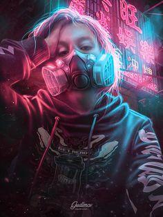 Cyberpunk Girl, Arte Cyberpunk, Cyberpunk Fashion, Cyberpunk 2077, Arte Digital Fantasy, Digital Art Girl, Pop Art Wallpaper, Graphic Wallpaper, Foto Face