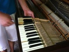 Milo Wilson: How to Gut a Piano (a lifelong dream of mine) #flychord #flychordpin