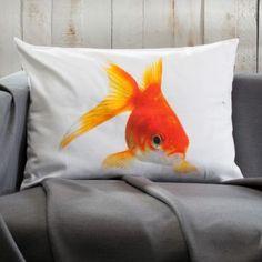 Vankúš Red Fish obliečka 60x40cm    #vankuse#dremandfun#obyvacka#detskaizba#spalna Pets, Fun, Animals, Animales, Animaux, Animal, Animais, Animals And Pets, Hilarious