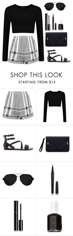 """Untitled #579"" by zirax ❤ liked on Polyvore featuring CECILIE Copenhagen, Forever 21, 3.1 Phillip Lim, Marc Jacobs, Chanel, Essie, women's clothing, women, female and woman"