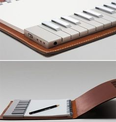 Piano Sketchpad: This keyboard sketchpad was designed by Yamaha Studio.