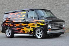 1977 Vandura Hot Wheels Super Van