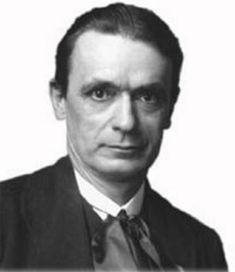 Rudolf Steiner in 1916.