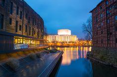 My city: Bydgoszcz, Poland_6 - Opera Nova, New Marina and Rother's Mills…